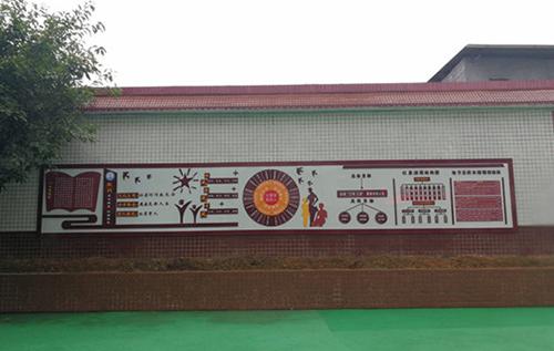 南川区水江镇中心小学校规划建设